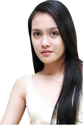 hijau daun 25 selebriti wanita indonesia tercantik